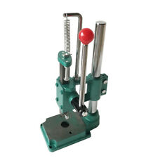 Square Head Hand Press Punching Machine Puncher For Studs, Eyelets, Grommet