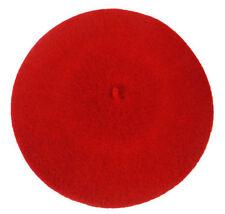 Abbigliamento e accessori vintage rossi in poliestere