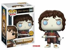 Funko POP! The Lord Of The Rings: Frodo Baggins (CHASE) - Vinyl Figure 444 NEW