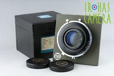 Goerz Dagor 12 In. F/6.8 Lens + Sinar 140x140 Lens Borad #9286B6