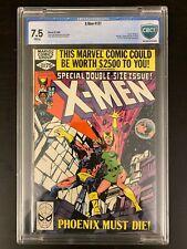 X-Men #137 - Bronze Age 9/1980 (Marvel Comics) CBCS 7.5 (Not GCG) - WHITE Pages