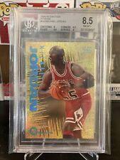 1994-95 Michael Jordan Skybox Emotion N-Tense #N3 BGS 8.5 W/ 2x 9.5 Subs RARE