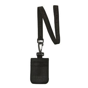 Adidas NMD Card Holder Run Sports Lanyard Black BR4732
