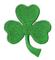 Patch écusson patche Trèfle Vert Irlandais celte thermocollant