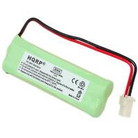 HQRP 2.4V 400mAh Ni-Mh Phone Battery for Vtech DS / LS Series Cordless Telephone