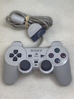 White PlayStation One Controller Authentic PS1 PSone PS One SCPH-110 - MINT!!