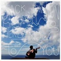 Jack Johnson - From Here To Now To You (NEW CD)