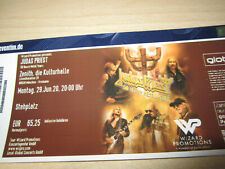 Judas Priest 50 Heavy Metal Years München 28.6.2021 Arena Ticket
