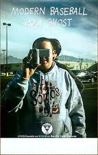 Modern Baseball Holy Ghost 2016 Ltd Ed Rare Poster +Free Punk Emo Rock Poster!