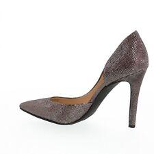 Jessica Simpson CLAUDETTE D'Orsay Dress Pumps Heels Bronze Sparkle Mesh Size 10