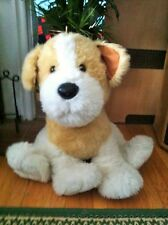SMART FRIENDLY JUMBOSITTING PUPPY DOG 31-22-12 Stuffed Animal MINT wth tush tag