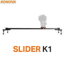 "Konova Camera Slider K1 80cm(31.5"") Track Dolly Compatible Motorized Timelapse"