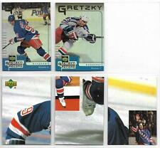 1999 MCDONALD'S UPPER DECK GRETZKY PERFORMANCE FOR THE RECORD PUZZLE CL #8 OF 9