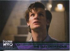 Doctor Who Timeless Green Parallel Base Card #70 The Eleventh Hour