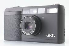 Excellent++ Ricoh GR1v Black Point & Shoot 35mm Film Camera From Japan #115