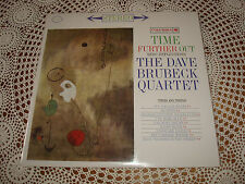 DAVE BRUBECK Time Further Out Audiophile COLUMBIA IMPEX 180g LP CS 8490 SEALED