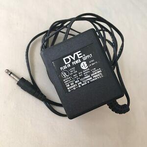 DVE DV-9500 Class 2 Transformer Adapter 9V DC 500mA