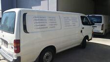 Van Private Seller Diesel Toyota Passenger Vehicles