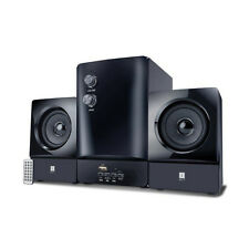 iBall Accord A9 2.1 Multimedia (Laptop / Desktop) Speaker with USB, SD, FM