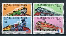 Niger 460/63 postfrisch / Eisenbahn ......................................2/1532