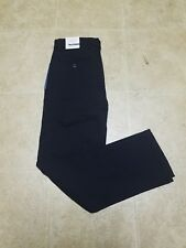 New Old Navy Chino Ultimate Slim Fit Pants Build In Flex Navy Sz 33,34 Waist