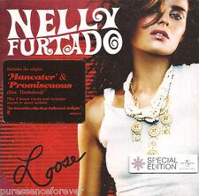NELLY FURTADO - Loose (UK 14 Track CD Album)