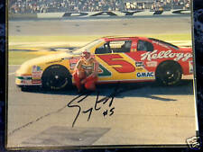AUTOGRAPHED PHOTO & PLAQUE OF NASCAR,TERRY LABONTE #5