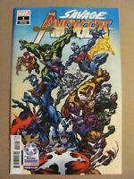Savage Avengers #1 Marvel 2019 Series Retailer Summit Venomized Variant 9.6 NM+