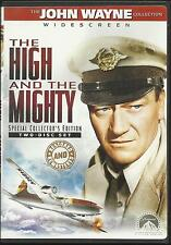 2005 The High And The Mighty Collector's Edition Two-Disc LIKE NEW-FREE SHIP USA