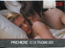 True Blood Premiere Promo Card P1