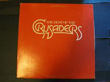 The Best of THE CRUSADERS - 2 Vinyl LPs-  (1976 MCA BTSY 6027/2)