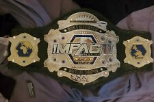 TNA IMPACT WORLD CHAMPIONSHIP BELT