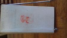 L'aumone d'amour  collection lotus bleu (6 col 1 b )