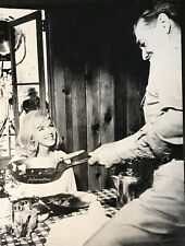Marilyn Monroe Clark Gable Pin-up Print Mifits Movie photo Profesionally Backed!