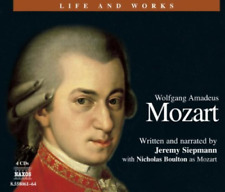 Mozart: Life and Works (4cd + Book)  (UK IMPORT)  CD NEW