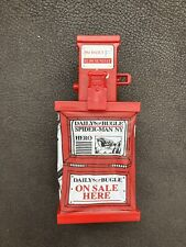 Marvel Legends Toy Biz Spiderman Movie Daily Bugle Newspaper Stand Dio Accessory