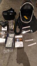 3 m Adflo respirateur PAPR, nouvelle batterie, new3M versaflo M-400 bandeau + Extras