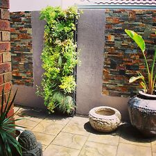 (last One!) Wall Vertical  Garden Frame  Holds 50 Pots🌷🌷