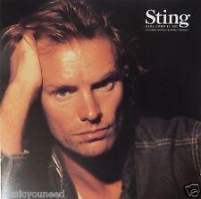 Sting - ... Nada Como El Sol (En Espanol Y Portugues) (CD 1988 A&M) VG++ 9/10