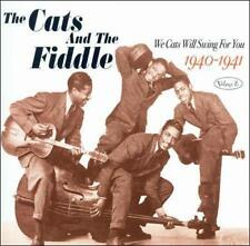 We Cats Will Swing For You Vol 2 CD NEW USA SELLER