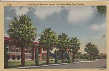 (U)  Tucson, AZ - University of Arizona - Broad Campus View - 2/16/1949