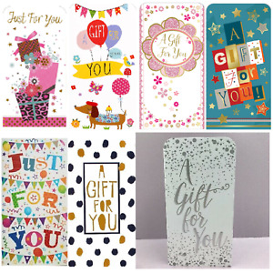 Birthday Money Wallet With Envelope Cash Voucher Card Gift For You Present