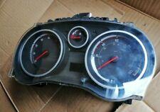 Vauxhall Corsa D (06-14) Speedo Speedometer Instrument Cluster 13264276