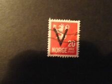 NORWAY -  NORGE USED STAMP - SCOTT  #228   -  FREE SHIPPING - EC