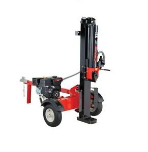 TroyBilt TB 33 LS Hydraulic Log Splitter / Wood Splitter 33 Ton