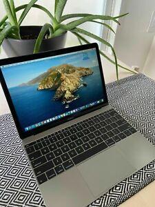 Apple MacBook A1534 12 inch Laptop - MJY42LL/A (April, 2015)