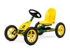 Bergtoys Go-Kart John Deere Buddy  green ( su ordinazione ,max 10/15 gg )