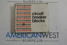 Buchanan ETA Magnetic Circuit Breaker Block CBB0500 43-500-L  New