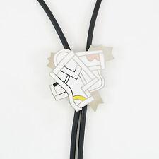 "Vintage Acme Studio ""Futura"" Bolo Tie by Memphis Designer Ettore Sottsass New"