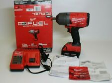 """Milwaukee 2767-20 M18 Fuel 1/2"""" Impact Wrench Kit w/XC 5.0Ah Battery & Charger"""